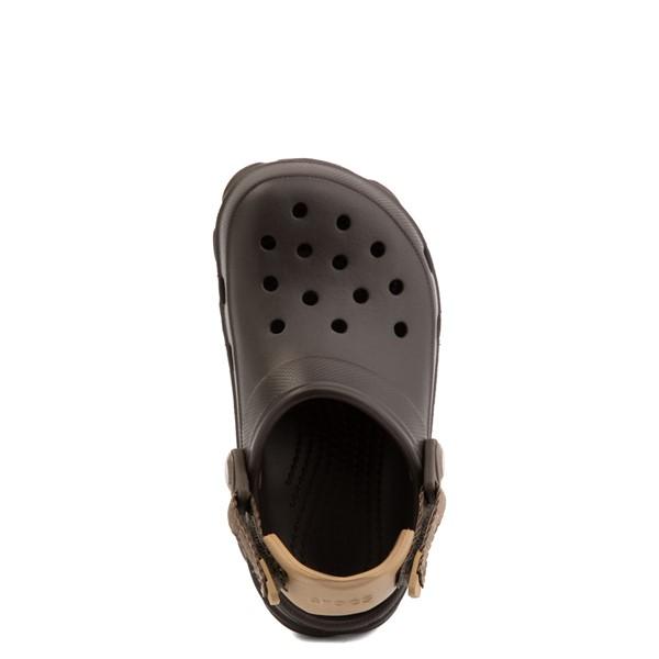 alternate view Crocs Classic All-Terrain Clog - Baby / Toddler / Little Kid - EspressoALT2