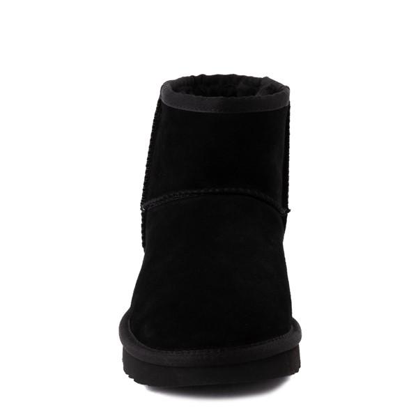 alternate view Womens UGG® Classic Mini Boot - BlackALT4