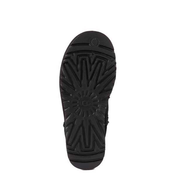 alternate view Womens UGG® Classic Mini Boot - BlackALT5