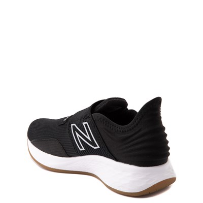 Alternate view of New Balance Fresh Foam Roav Slip On Athletic Shoe - Little Kid - Black