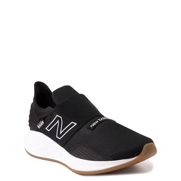 alternate view New Balance Fresh Foam Roav Slip On Athletic Shoe - Big Kid - BlackALT5