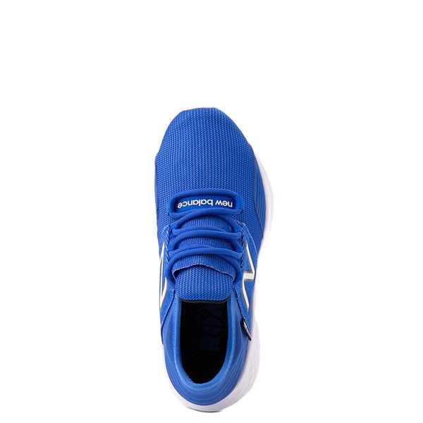 alternate view New Balance Fresh Foam Roav Athletic Shoe - Little Kid - Royal BlueALT4B