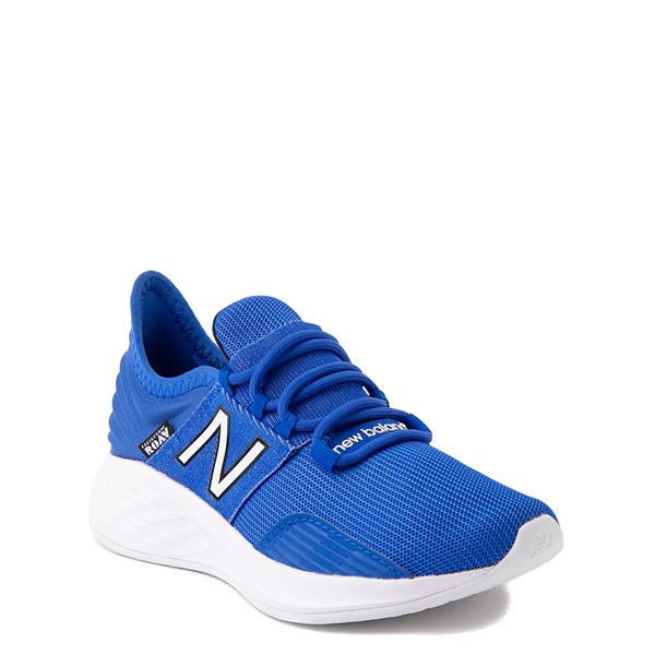 alternate view New Balance Fresh Foam Roav Athletic Shoe - Little Kid - Royal BlueALT5