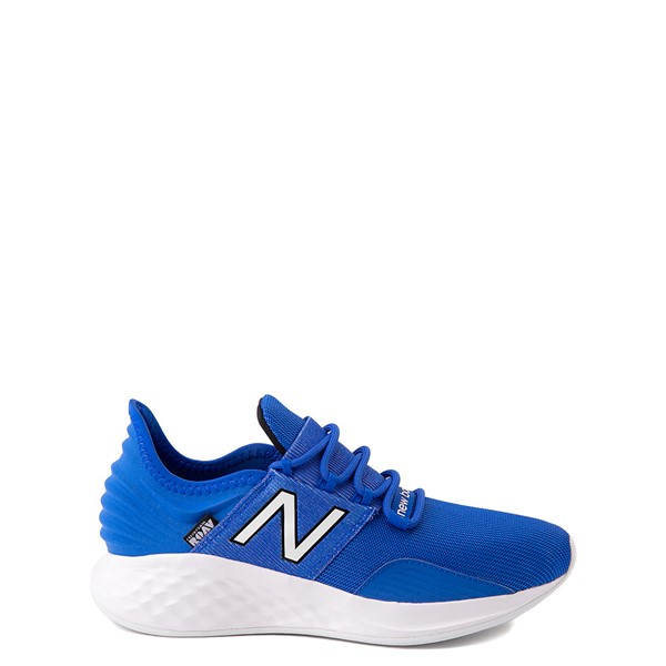 New Balance Fresh Foam Roav Athletic Shoe - Big Kid - Royal Blue