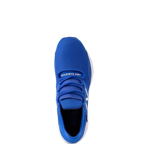 alternate view New Balance Fresh Foam Roav Athletic Shoe - Big Kid - Royal BlueALT2