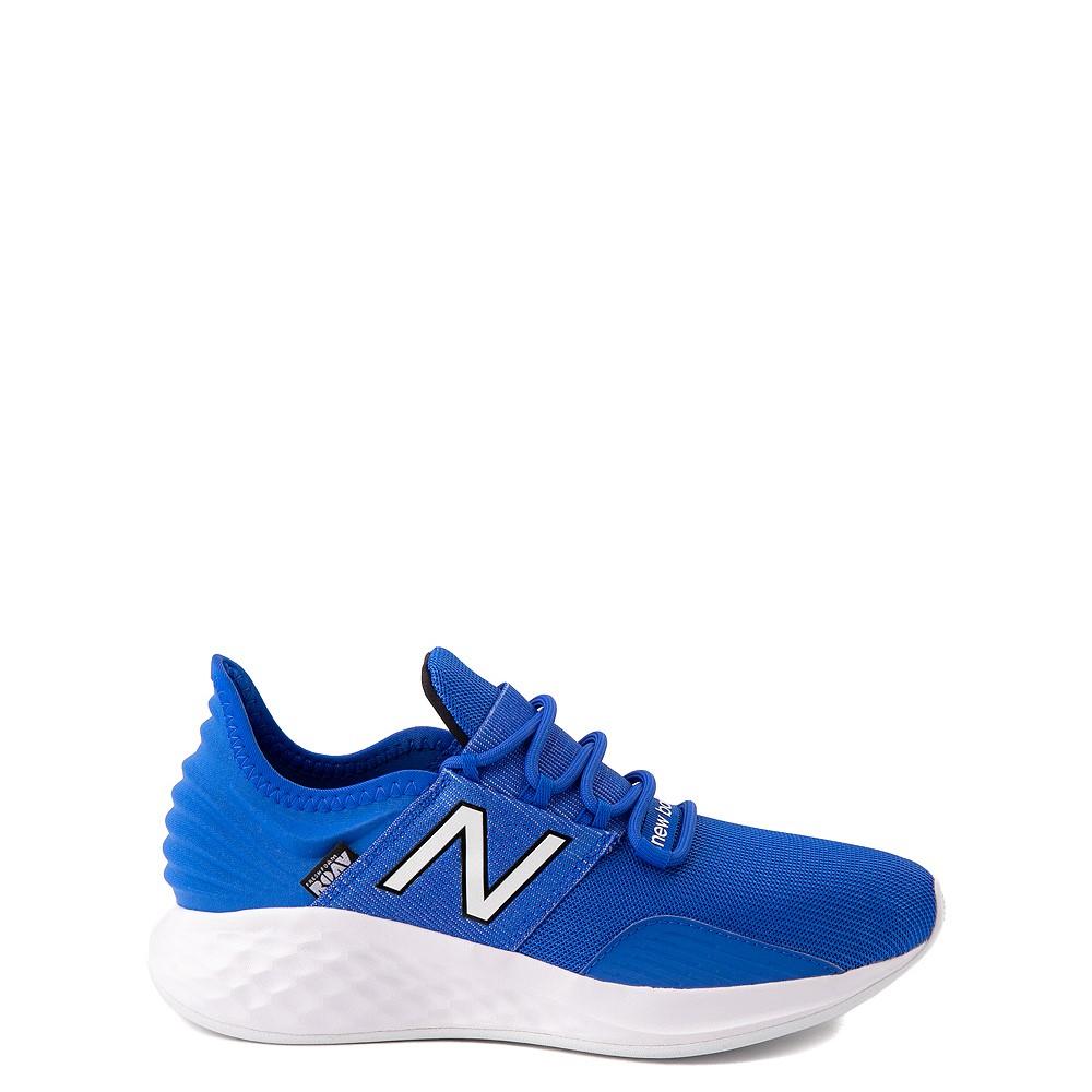 New Balance Fresh Foam Roav Athletic Shoe - Big Kid - Royal Blue