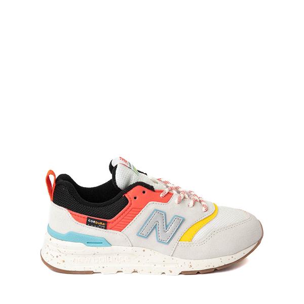 New Balance 997H Athletic Shoe - Little Kid - White / Multicolor
