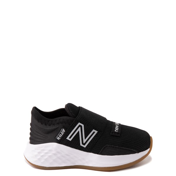 Main view of New Balance Fresh Foam Roav Slip On Athletic Shoe - Baby / Toddler - Black