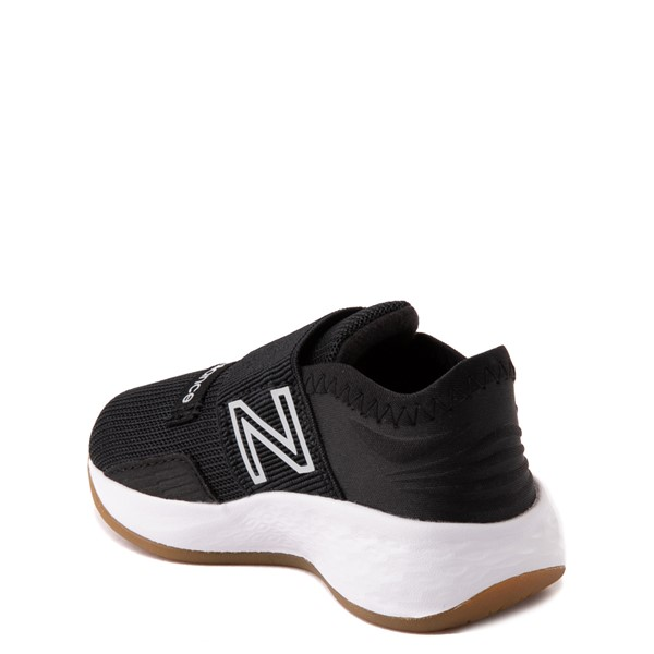 alternate view New Balance Fresh Foam Roav Slip On Athletic Shoe - Baby / Toddler - BlackALT1
