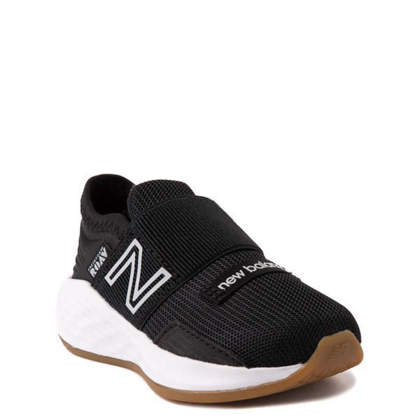 alternate view New Balance Fresh Foam Roav Slip On Athletic Shoe - Baby / Toddler - BlackALT5