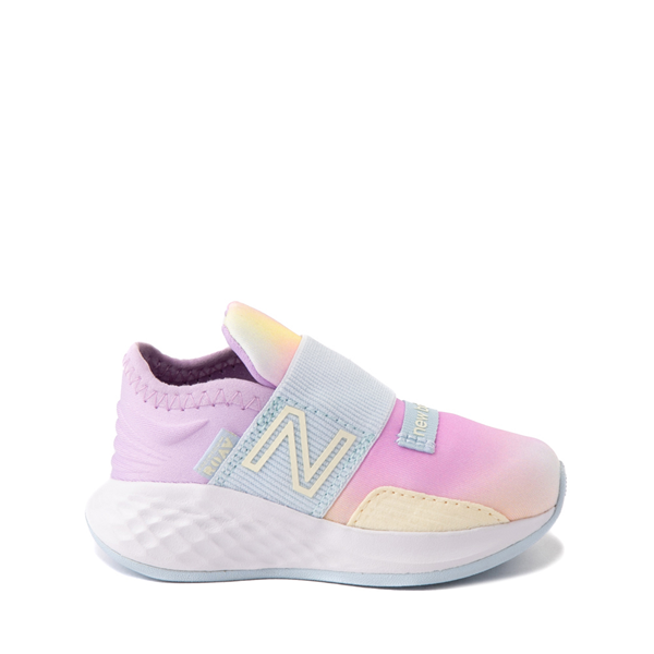 Main view of New Balance Fresh Foam Roav Slip On Athletic Shoe - Baby / Toddler - Tie Dye