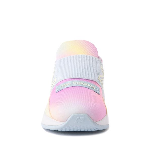 alternate view New Balance Fresh Foam Roav Slip On Athletic Shoe - Baby / Toddler - Tie DyeALT4