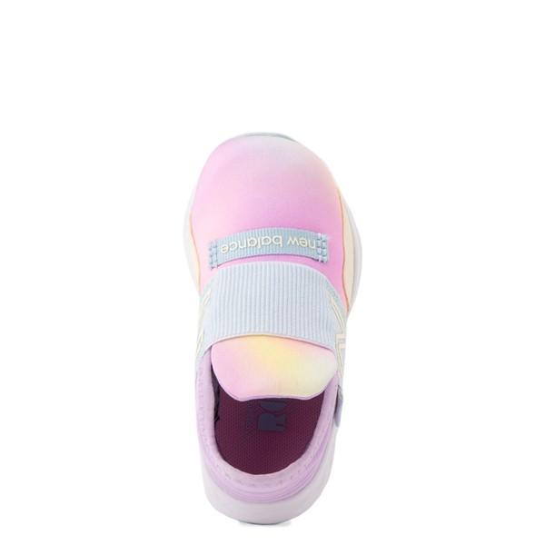 alternate view New Balance Fresh Foam Roav Slip On Athletic Shoe - Baby / Toddler - Tie DyeALT4B