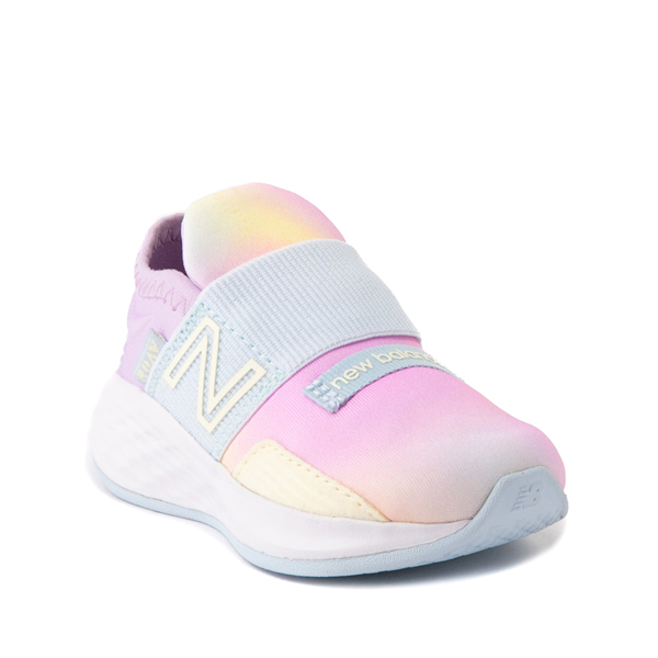 alternate view New Balance Fresh Foam Roav Slip On Athletic Shoe - Baby / Toddler - Tie DyeALT5