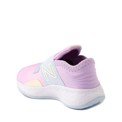 Alternate view of New Balance Fresh Foam Roav Slip On Athletic Shoe - Baby / Toddler - Tie Dye