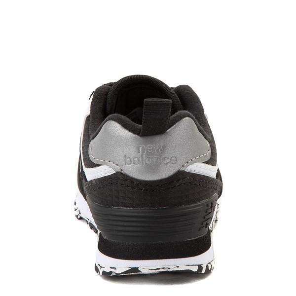 alternate view New Balance 574 Athletic Shoe - Baby / Toddler - BlackALT2B