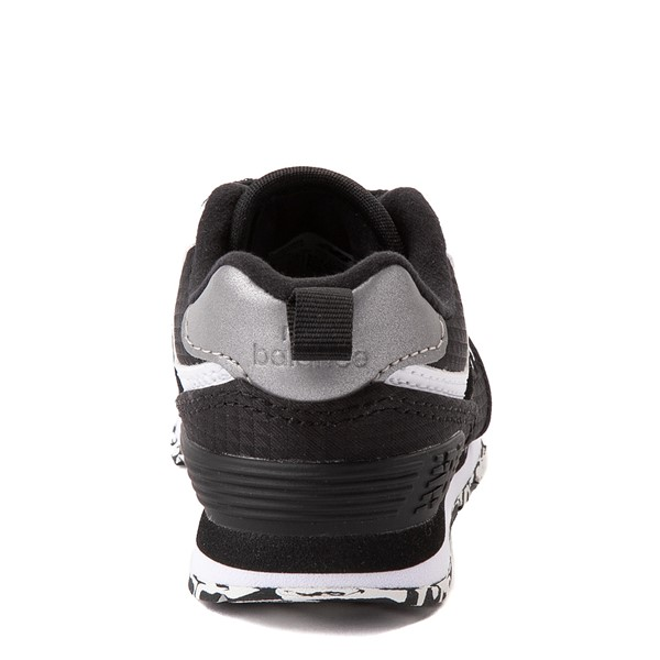 alternate view New Balance 574 Athletic Shoe - Baby / Toddler - BlackALT4
