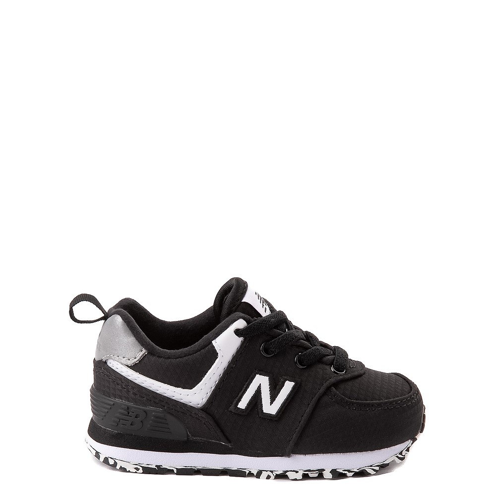 New Balance 574 Athletic Shoe - Baby / Toddler - Black
