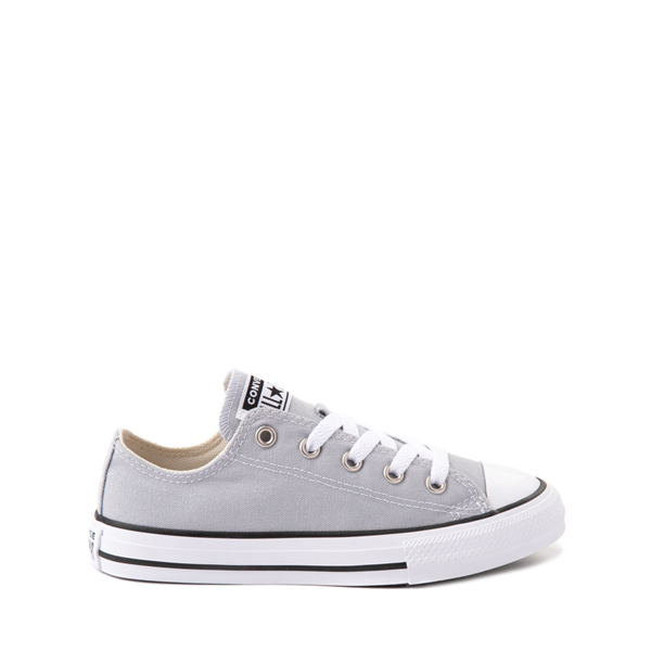 Converse Chuck Taylor All Star Lo Sneaker - Little Kid - Wolf Gray
