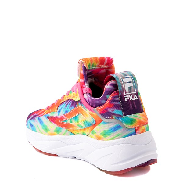 alternate view Fila Amore Athletic Shoe - Big Kid - Tie DyeALT1