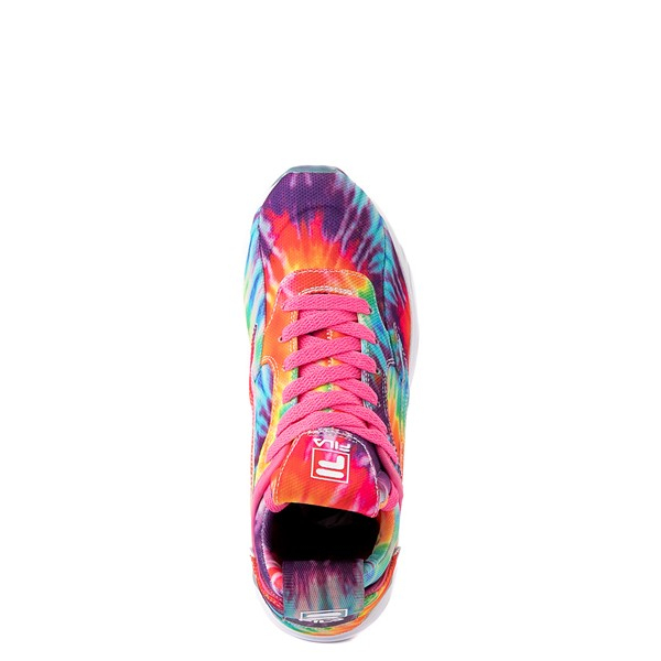 alternate view Fila Amore Athletic Shoe - Big Kid - Tie DyeALT2