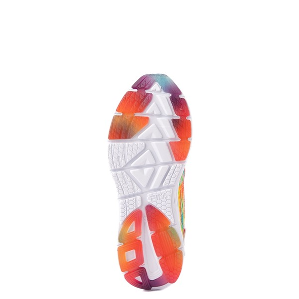 alternate view Fila Amore Athletic Shoe - Big Kid - Tie DyeALT3