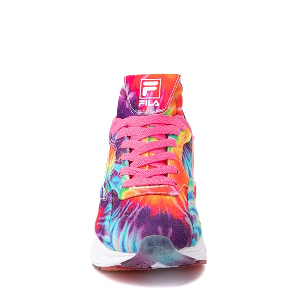 alternate view Fila Amore Athletic Shoe - Big Kid - Tie DyeALT4