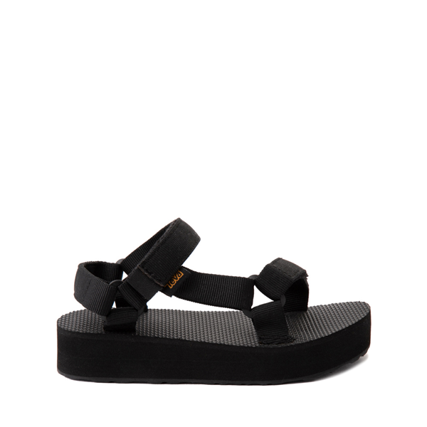 Main view of Teva Universal Midform Sandal - Little Kid / Big Kid - Black