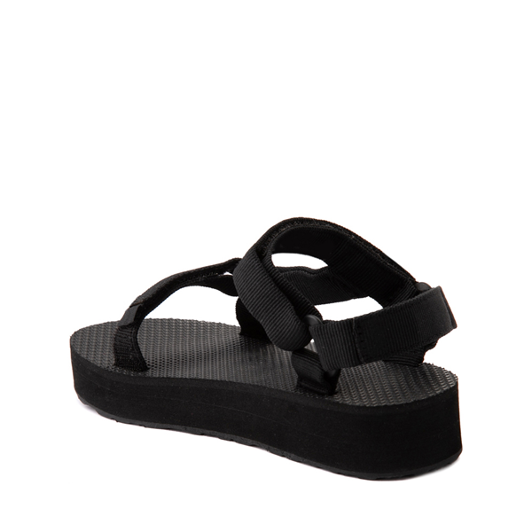 alternate view Teva Universal Midform Sandal - Little Kid / Big Kid - BlackALT1