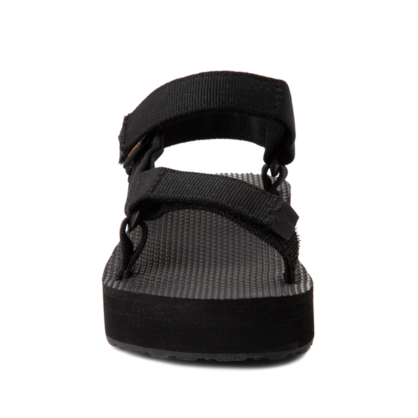 alternate view Teva Universal Midform Sandal - Little Kid / Big Kid - BlackALT4