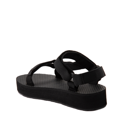 Alternate view of Teva Universal Midform Sandal - Little Kid / Big Kid - Black