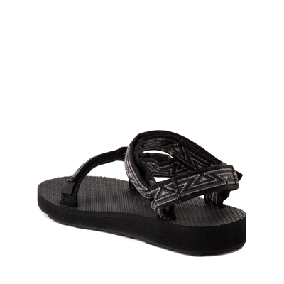 Alternate view of Teva Original Universal Sandal - Little Kid / Big Kid - Atlas Black / Greige