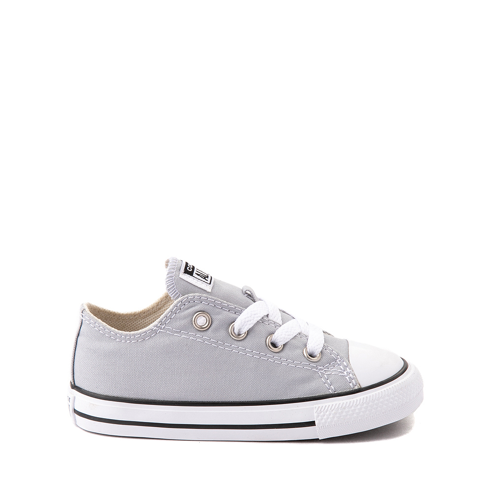 Converse Chuck Taylor All Star Lo Sneaker - Baby / Toddler - Wolf Gray