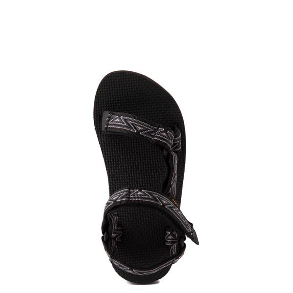 alternate view Teva Original Universal Sandal - Toddler - Atlas Black / GreigeALT4B