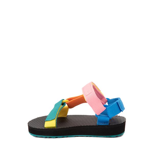 alternate view Teva Original Universal Sandal - Toddler - Black / '90s Color-BlockALT1
