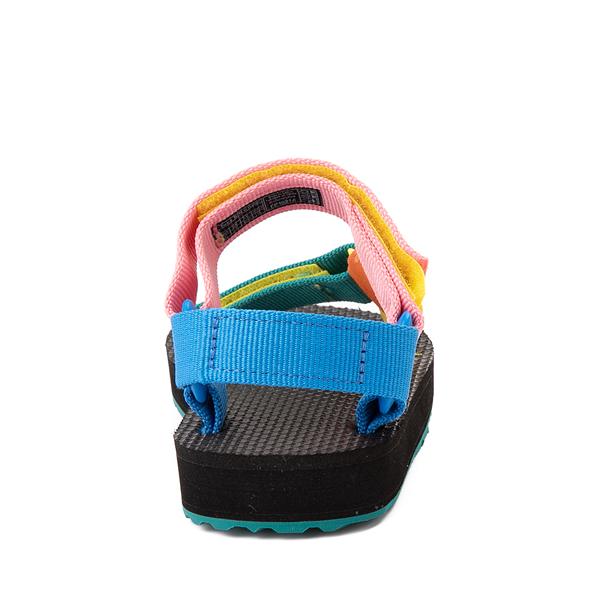 alternate view Teva Original Universal Sandal - Toddler - Black / '90s Color-BlockALT4