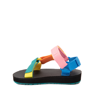 Alternate view of Teva Original Universal Sandal - Toddler - Black / '90s Color-Block