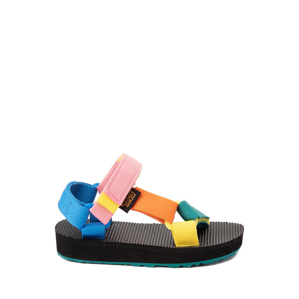 Teva Original Universal Sandal - Toddler - Black / '90s Color-Block