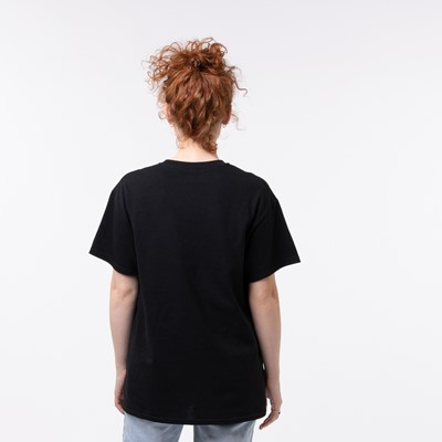 Alternate view of Womens Starry Night Boyfriend Tee - Black