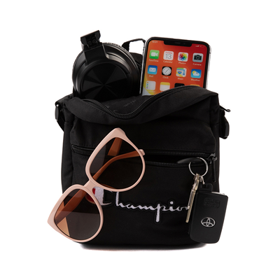 Alternate view of Champion Supercize 3.0 Crossbody Bag - Black