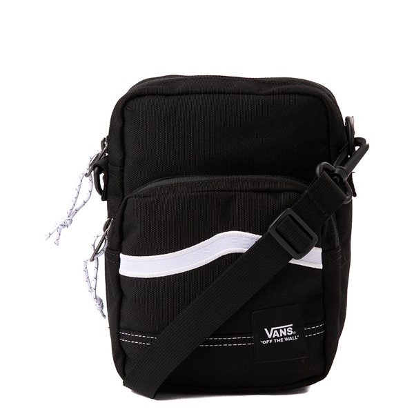 Vans Construct Shoulder Bag - Black