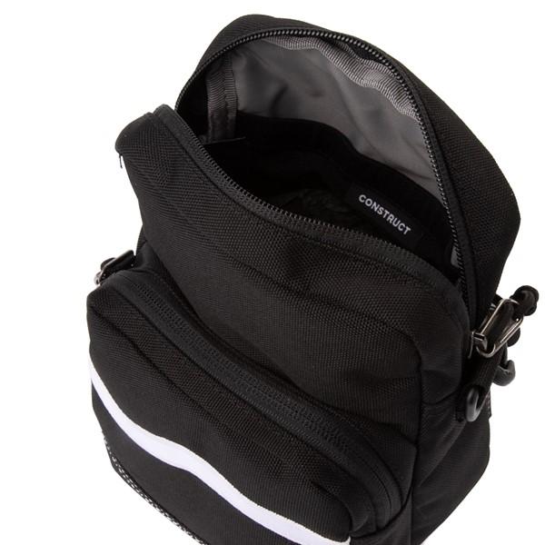 alternate view Vans Construct Shoulder Bag - BlackALT3
