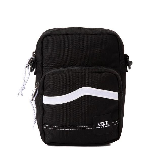 alternate view Vans Construct Shoulder Bag - BlackALT4