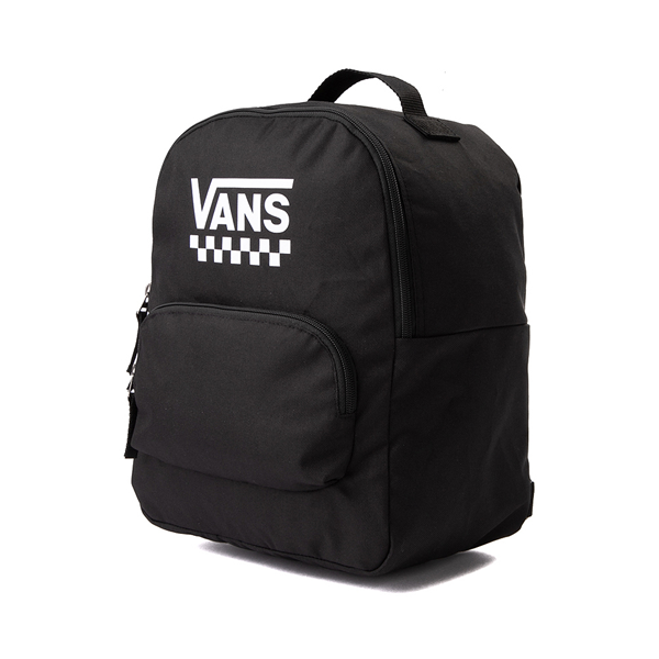 alternate view Vans Off the Wall Mini Backpack - BlackALT4