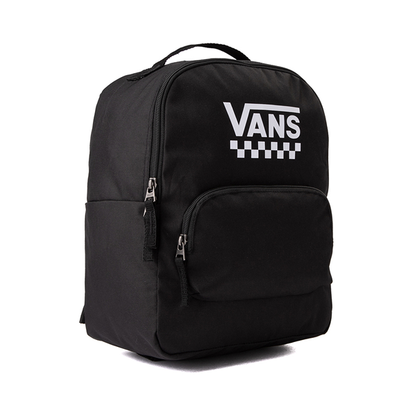 alternate view Vans Off the Wall Mini Backpack - BlackALT4B