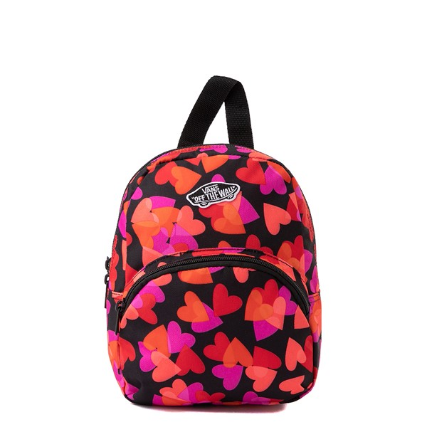 Main view of Vans Got This Hearts Mini Backpack - Black
