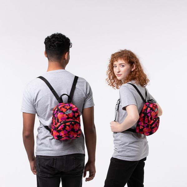 alternate view Vans Got This Hearts Mini Backpack - BlackALT1BADULT
