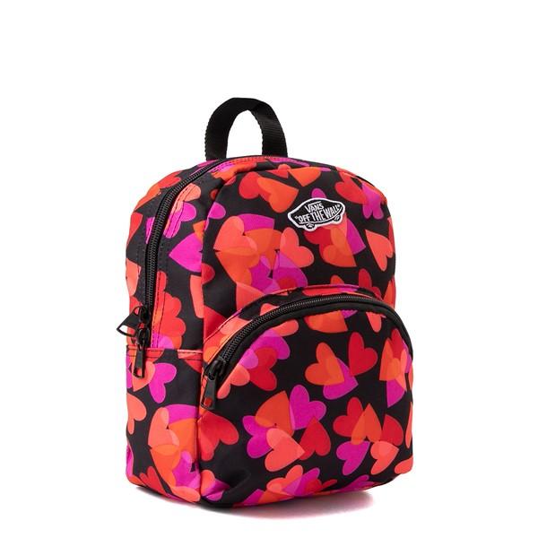 alternate view Vans Got This Hearts Mini Backpack - BlackALT4B