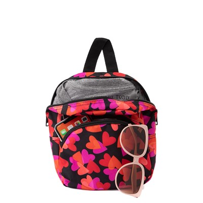Alternate view of Vans Got This Hearts Mini Backpack - Black