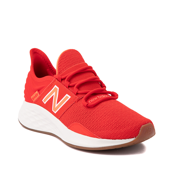 alternate view Womens New Balance Fresh Foam Roav Athletic Shoe - RedALT5